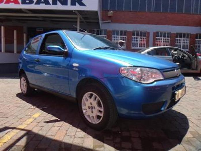 2007   FIAT   PALIO II 1.2 VIBE 3Dr - R49,900(good condition)