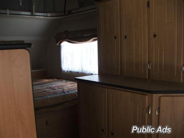 2013 Sprite Tourer SP Caravan
