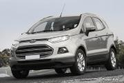 Ford Ecosport 2014 1.0 GTDi Titanium Silver for sale. 25000 km(Engine of the year 2012-2014!!)