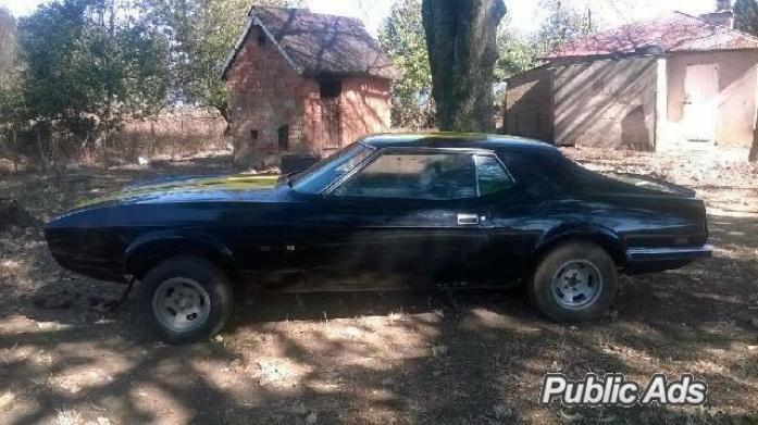 FORD MUSTANG 1969/71 PROJECT CAR FOR SALE