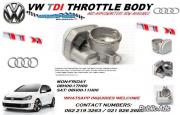 WE SUPPLIERS OF VW AND AUDI THROTTLE BODY 1.9TDI 2.0TDI
