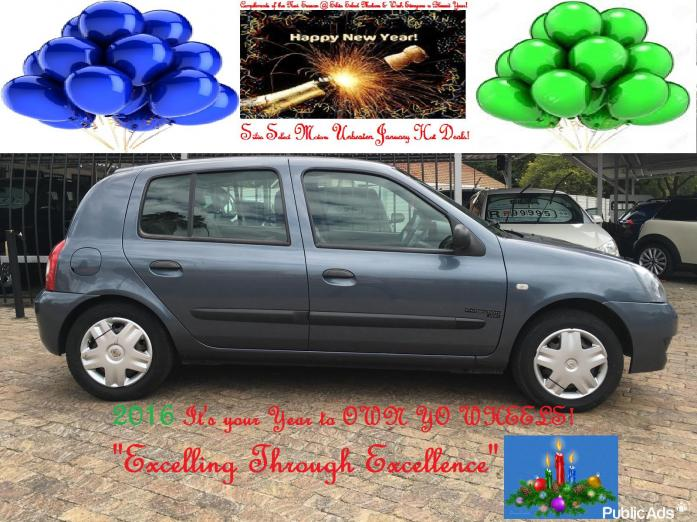2007 Renault VavaVoom - 2016 FIRST CAR FOR THE FAMILYS
