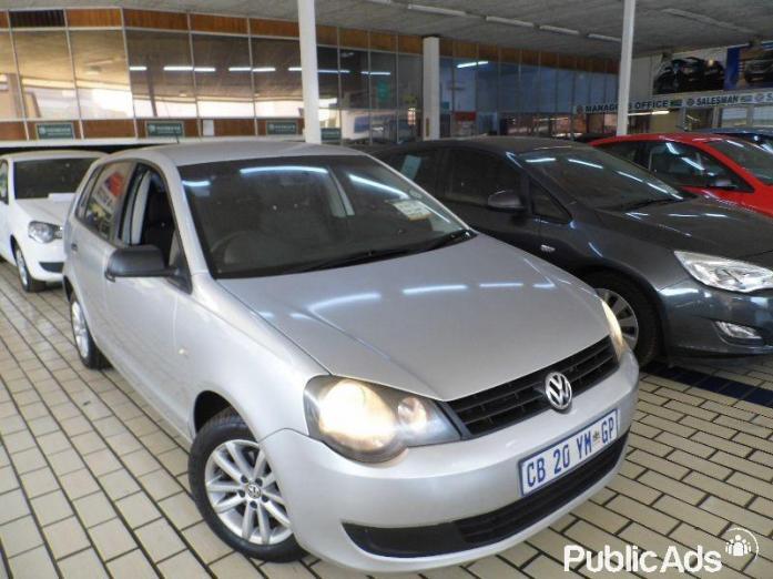 2012 Volkswagen Polo Vivo 1.6 Trendline 5Dr for sale