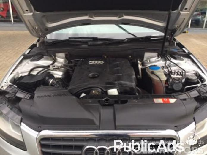 Audi A4 1.8T Ambition Multitronic