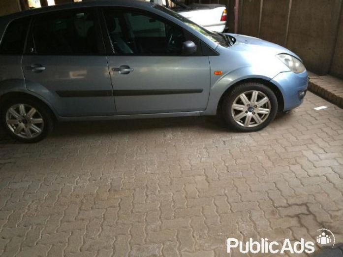 My ford fiesta 2007for sale at a good price