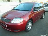 2003 Toyota RunX 1.6 RT