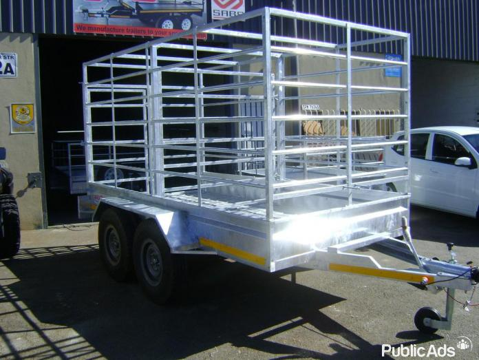 3.5m Cattle and sheep Trailers for sale