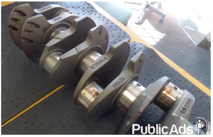 Balance Lighten and Cut Cranks & Dual Mass Flywheels