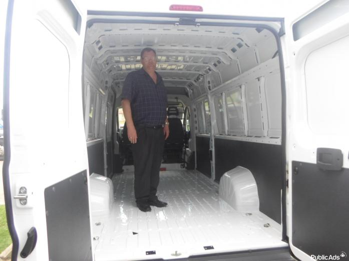 Brand New Panel Vans On Special For R385 000.00