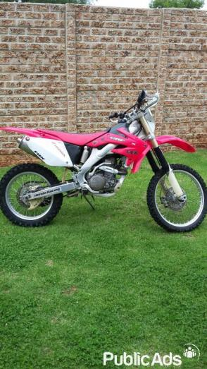 CRF 250X for Sale - Excellent condition