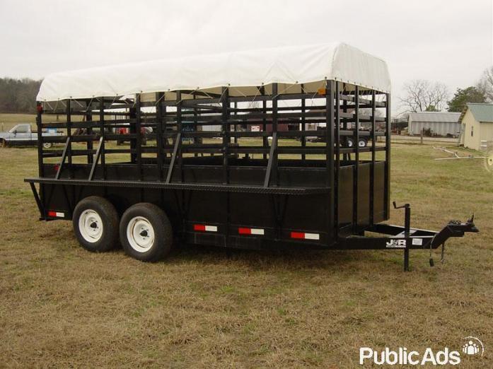 Livestock Trailers For Sale