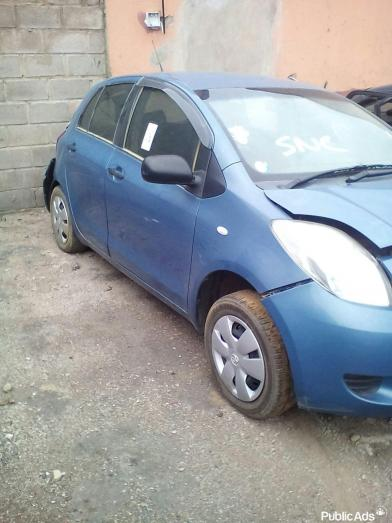 TOYOTA YARIS T3 SPARE PARTS & ACCESSORIES