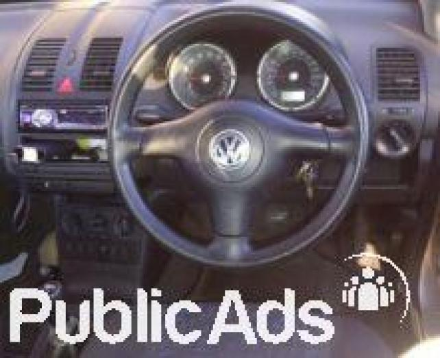 Volkswagen Polo Classic Sedan