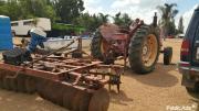 International McCormick B614 Tractor