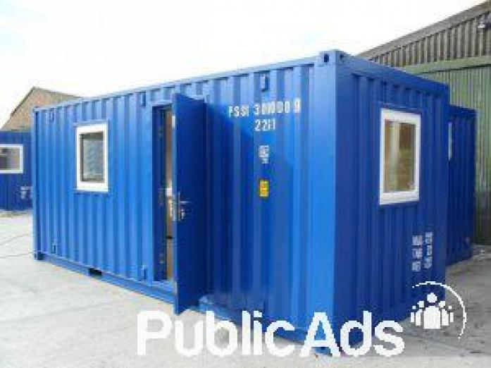 Brand New and Fairly used storage shipping containers for sale