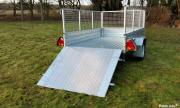 Galvanized Steel General Purpose Trailers