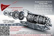 Gearbox & diff company in Cape Town - 1st Transmission Supply Co