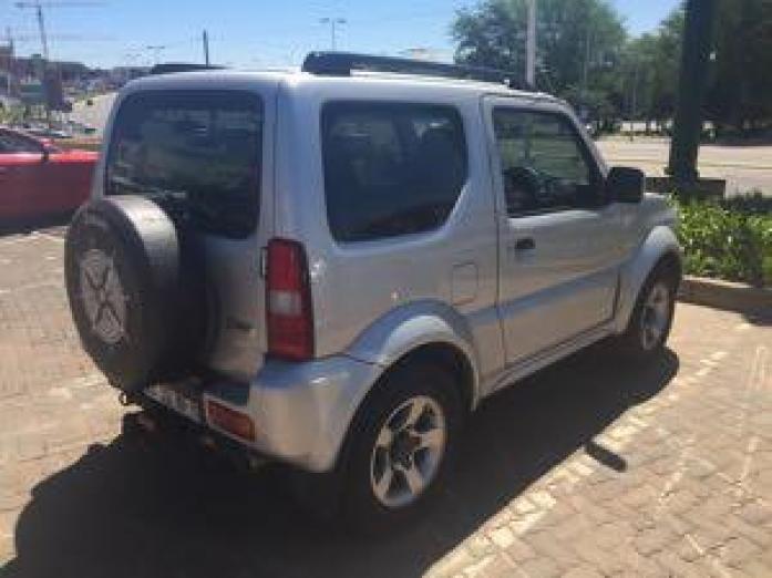 2014 Suzuki Jimny 1.3