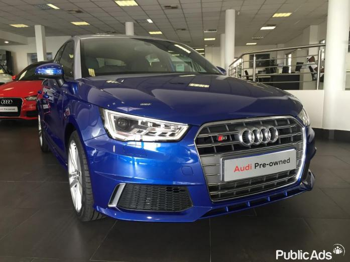 2015 Audi S1 2.0Tfsi