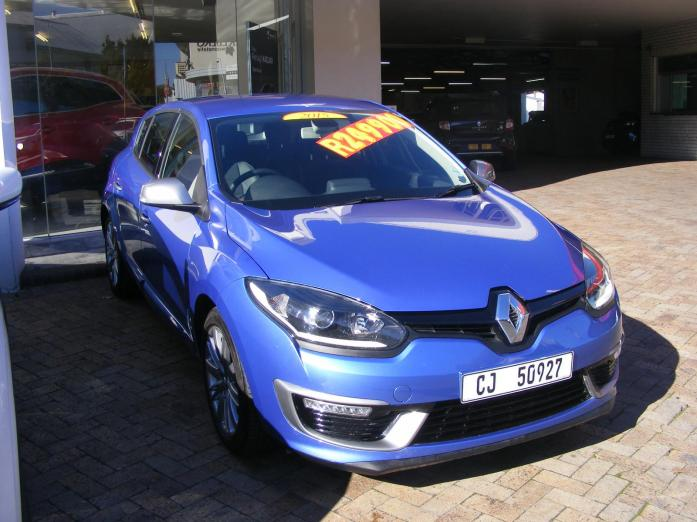 Renault Megane GT-Line Demo R234 900.00