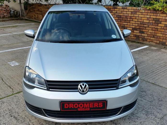 2015 VW POLO VIVO GP 1.4 TRENDLINE 5 DR