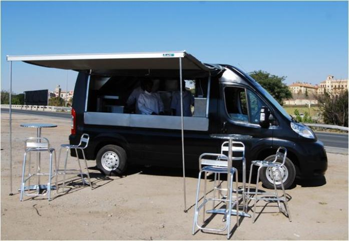 Demo Food Truck for Sale: R749,000 Neg.