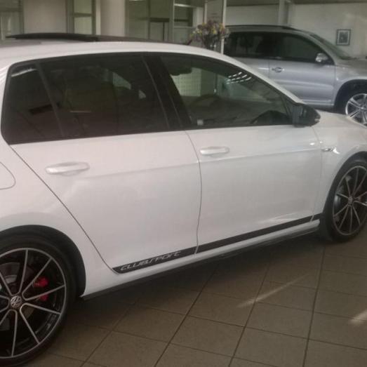 VW Golf 7 R special