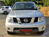 2012 NISSAN NAVARA K/CAB XE 2.5 DCI 4X4 MT