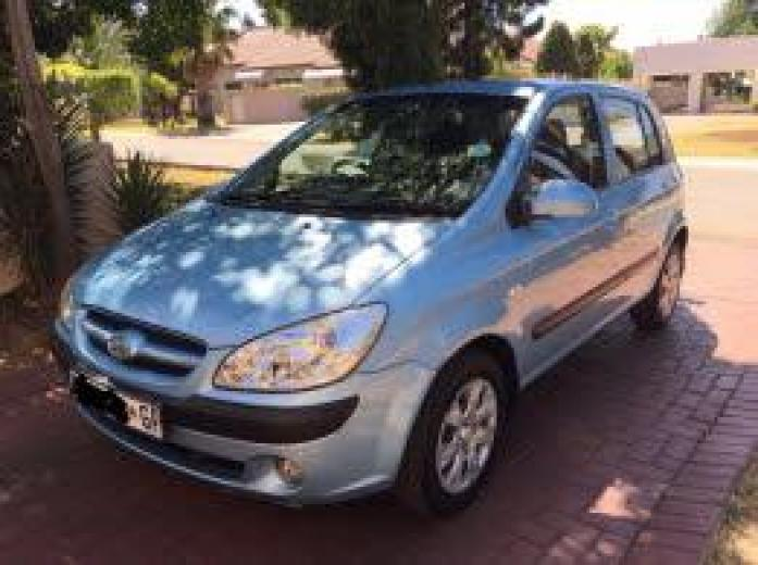 Hundai Getz 2010 for sale in a good condition