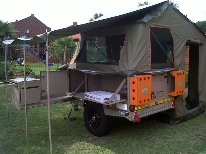 Offtrax Offraod Trailers