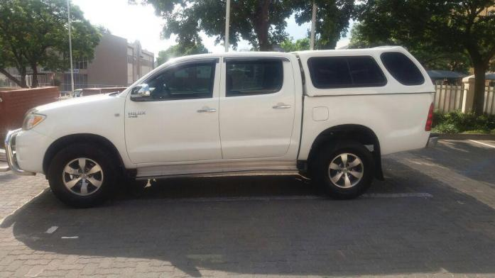 Toyota hilux 2008 model for sale