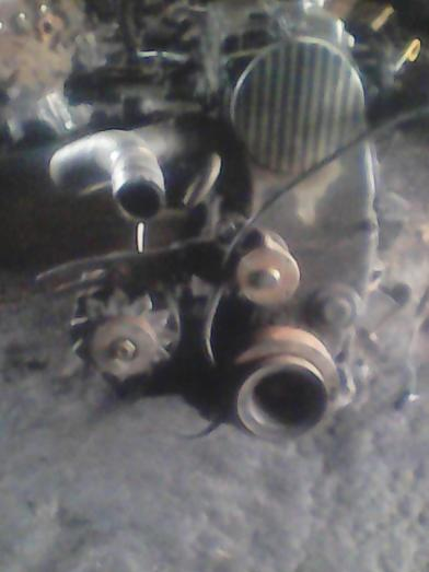 2004 Ford Ranger 2.2L 12 valve 4cylinder carburettor engine for sale