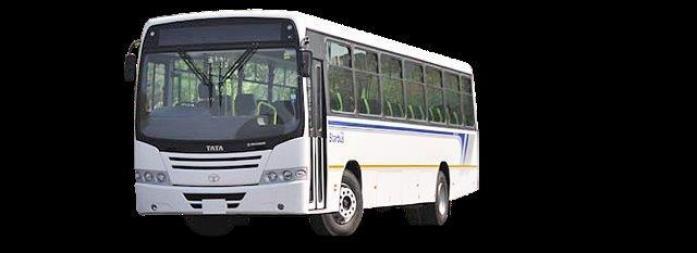 TATA 65 Seater Commuter Bus 1823 Brand New 2017