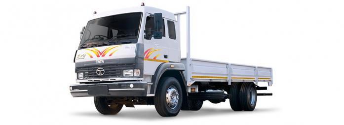 TATA LPT 1518 Sleeper Cab Truck, With Free Dropside Body Brand New 2017