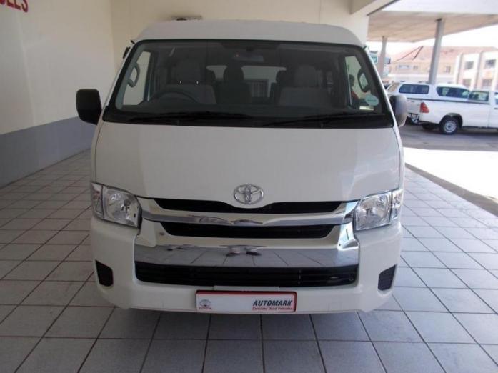 New Toyota Quantum 2017 for sale