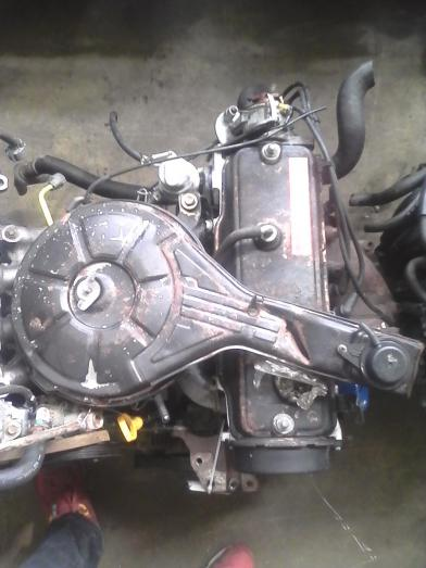Toyota Tazz 2E 1.3 Engine for Sale