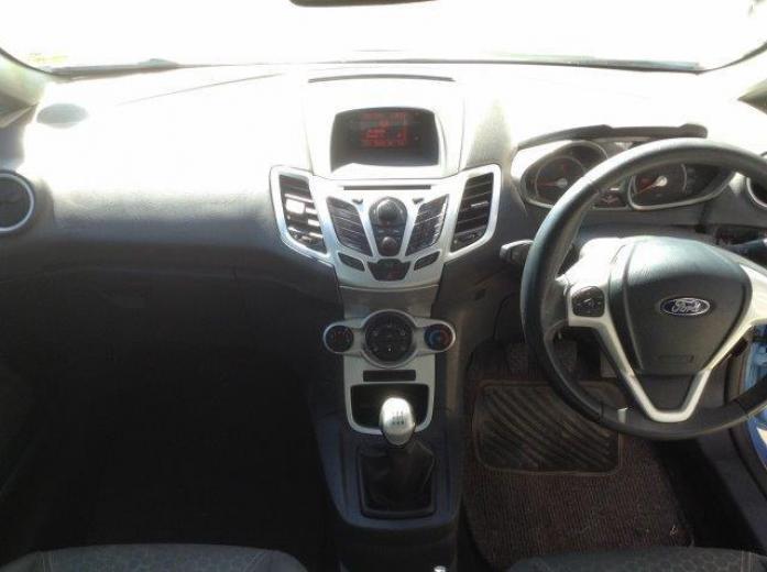 Ford Fiesta 1.4i Titanium 3 Door