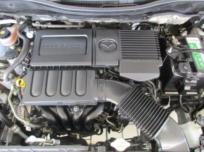 2011 Mazda 2 1.3 Active 5dr