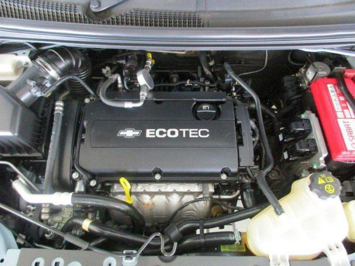 2012 Chevrolet Sonic 1.6 Ls 5dr