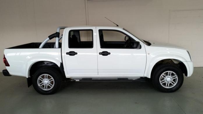 2012 Isuzu KB 250 LE KB 72 D/Cab For Sale
