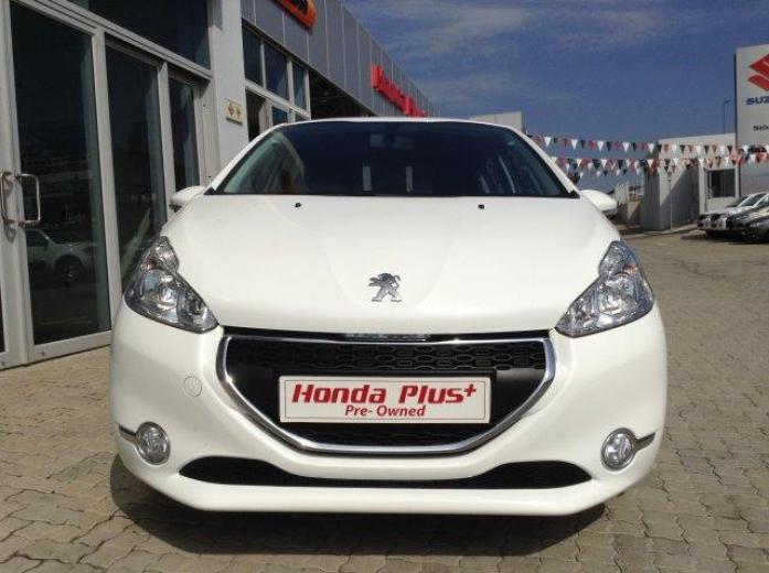 2013 Peugeot 208 1.2 VTi Active