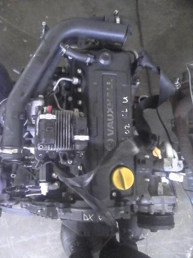 Opel Vauxhall (Y17DT) Engine for Sale