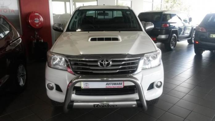 2014 Toyota Hilux 3.0D-4D Raider R/B D/C 4x2 Automatic