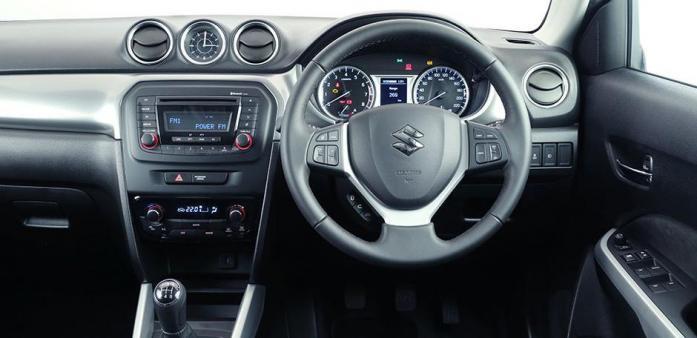 Suzuki Vitara 1.6GLX 2016