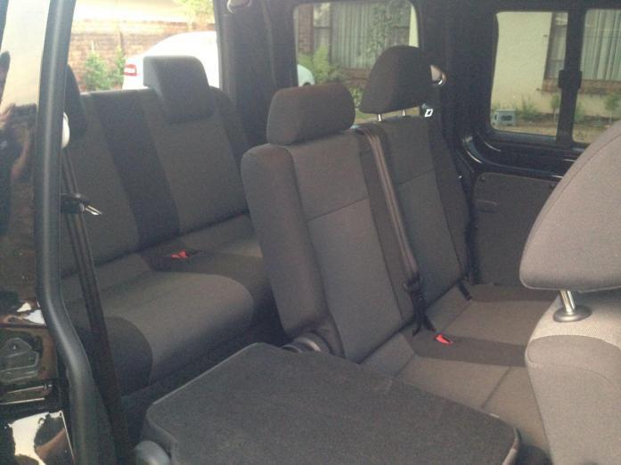 2016 VW Caddy Crew Bus 2.0 Tdi