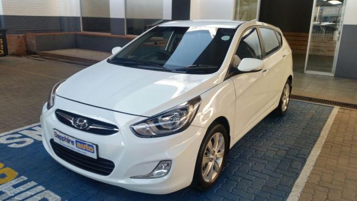 2015 Hyundai Accent 1.6 Fluid 5Dr
