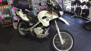 2002 BMW F650GS FOR SALE