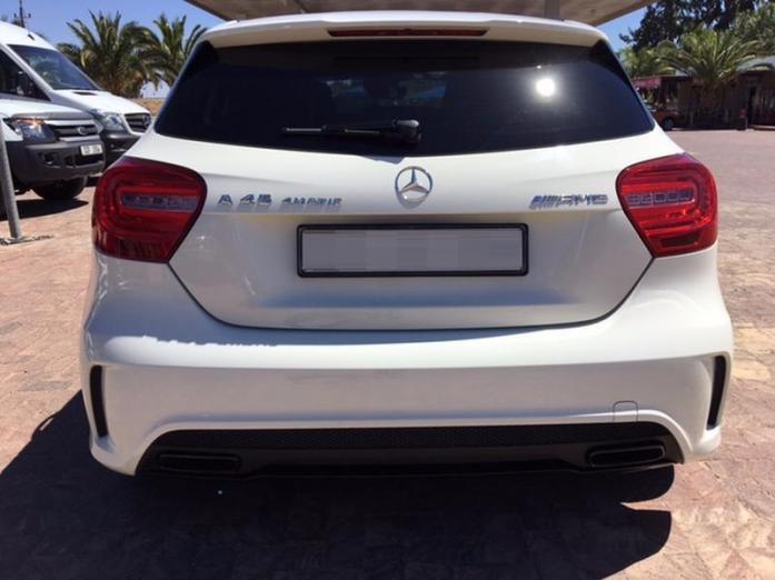 2014 Mercedes-Benz A-Class A45 AMG 4Matic