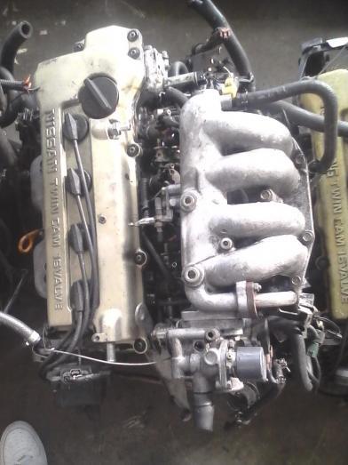 NISSAN SENTRA 1.6i  (GA16) Engine for Sale