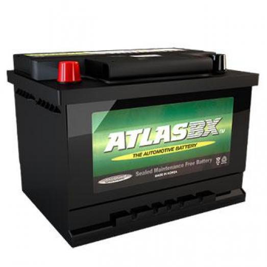 Atlas 658 12v 100ah Car Battery - Maiden Elecrtonics Battery Fitment Centre